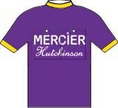 Mercier - Hutchinson 1950 shirt