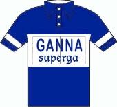 Ganna - Superga 1950 shirt