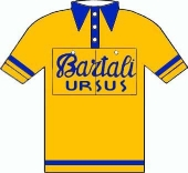 Bartali - Gardiol - Ursus 1950 shirt