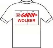 Garin - Wolber 1950 shirt