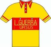 Guerra - Ursus 1950 shirt