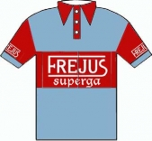 Frejus - Superga 1950 shirt