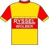Ryssel - Wolber 1950 shirt