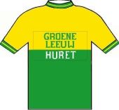 Groene Leeuw 1950 shirt