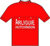 Arliguie - Benoît Faure - Hutchinson 1950 shirt