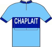 Chaplait - Hutchinson 1950 shirt