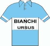 Bianchi - Ursus 1950 shirt