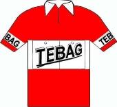 Tebag 1950 shirt