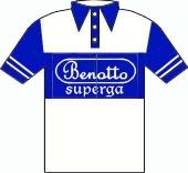 Benotto - Superga 1950 shirt