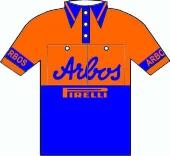 Arbos - Talbot 1950 shirt