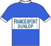 France Sport - Dunlop 1950 shirt