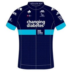 Team Novo Nordisk 2019 shirt