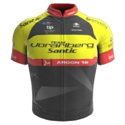 Team Vorarlberg - Santic 2019 shirt