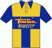 Taurea - Pirelli 1950 shirt