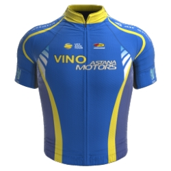 Vino - Astana Motors 2019 shirt