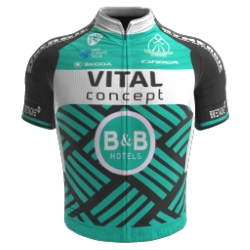 Vital Concept - B&B Hotels 2019 shirt