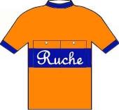 Ruche - Dunlop - Hutchinson 1950 shirt