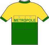 Métropole - Dunlop - Hutchinson 1950 shirt