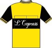 L'Express - Continental 1950 shirt