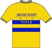 Devos Sport 1950 shirt
