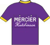Mercier - Hutchinson 1953 shirt