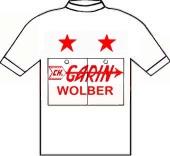 Garin - Wolber 1953 shirt
