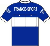 France Sport - Dunlop 1953 shirt