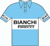 Bianchi - Pirelli 1953 shirt