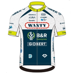 Wanty - Gobert Cycling Team 2019 shirt