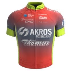 Akros - Thömus 2019 shirt