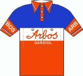 Arbos 1953 shirt