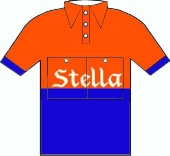 Stella - Wolber - Dunlop 1953 shirt