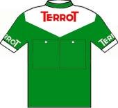Terrot - Hutchinson - Wolber 1953 shirt