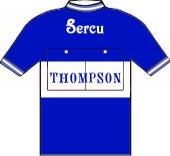Thompson - Sercu 1953 shirt