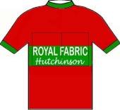 Royal-Fabric - Hutchinson 1953 shirt