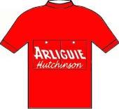 Arliguie - Hutchinson 1953 shirt