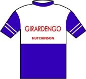 Girardengo - Hutchinson 1953 shirt