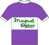 Magnat - Debon - Wolber 1953 shirt