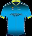 Astana City 2019 shirt
