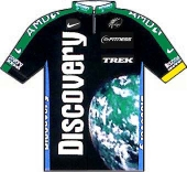 Discovery Channel Pro Cycling Team 2007 shirt