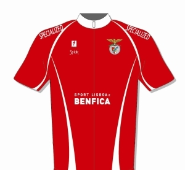 Benfica 2007 shirt