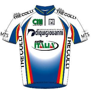 Serramenti PVC Diquigiovanni - Selle Italia 2007 shirt