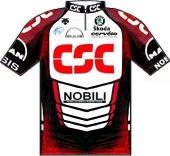 Team CSC 2007 shirt