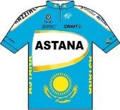 Astana 2007 shirt