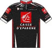 Caisse d'Epargne 2007 shirt