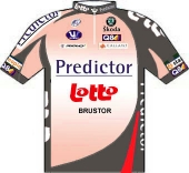 Predictor - Lotto 2007 shirt