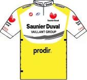 Saunier Duval - Prodir 2007 shirt