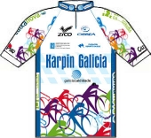 Karpin Galicia 2007 shirt