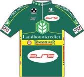 Landbouwkrediet - Tonissteiner 2007 shirt