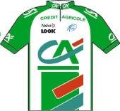 Crédit Agricole 2007 shirt